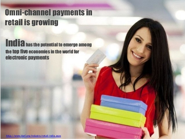 Copyright Airpay Payment Services Pvt. Ltd. http://www.ibef.org/industry/retail-india.aspx Indiahas the potential to emerg...