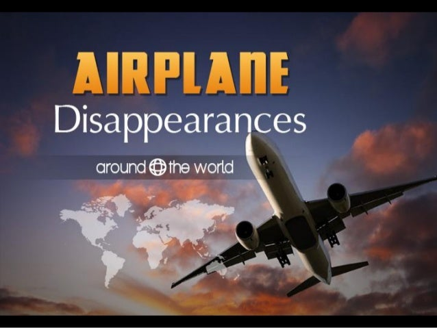 #MH370: RANKING LIST FOR TOP DISAPPEARENCE FLIGHT AROUND THE WORLD