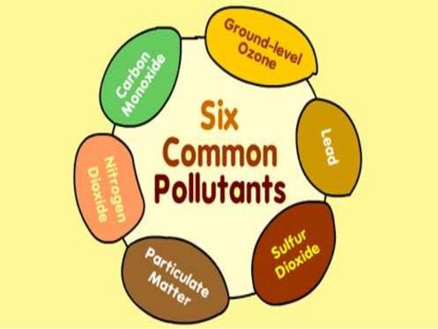 main pollutants There are four main types of air pollution sources: mobile sources – such as cars pollutants in the air can create haze, making it harder to see.