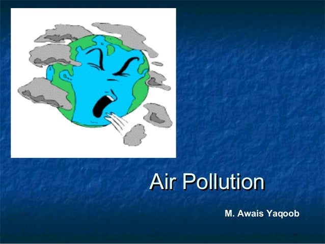 air pollution essay outline