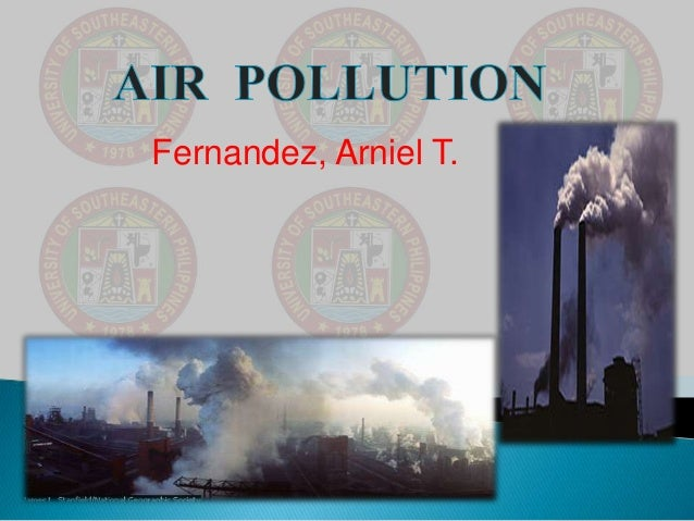 Air pollution causes and effects essay