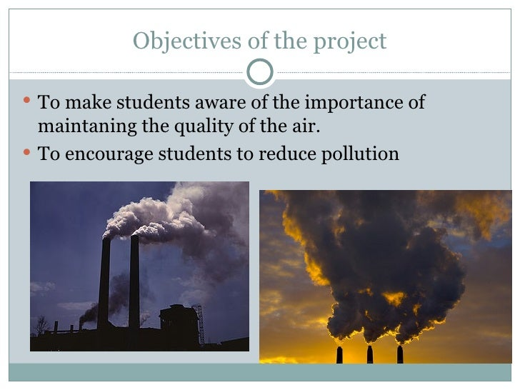 Essay About Air Pollution