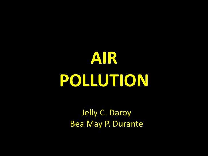 Ssrn Legal Studies Research Paper Series Vol  No   Louis D Air  Pollution Essay Conclusion Template Etp Corporation Limited