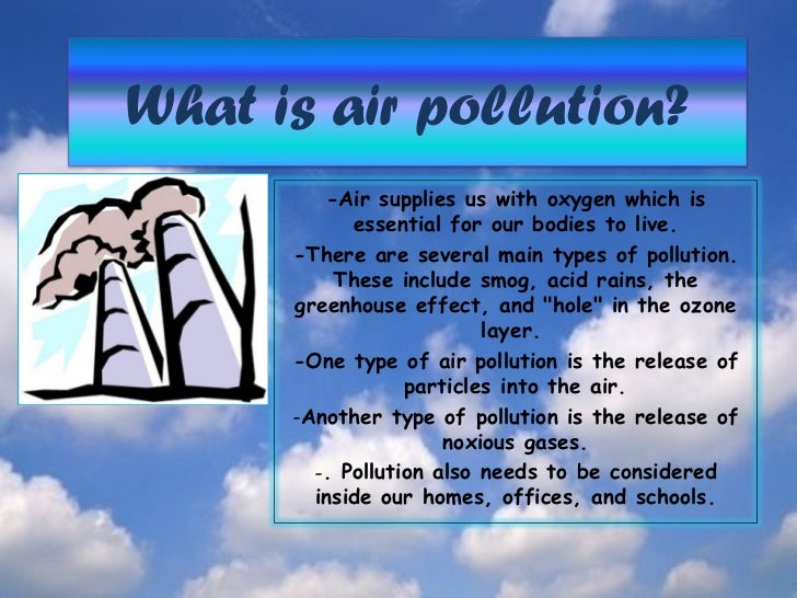 different types of pollution essay What are the different types of expository essays air pollution how do i get essay writing tips for different types of essays.
