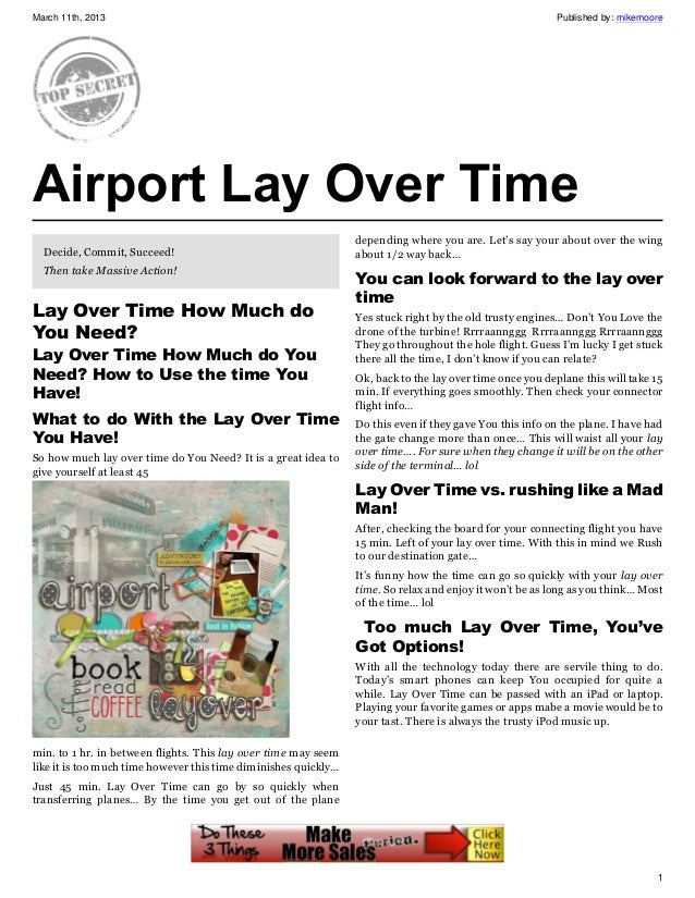 March 11th, 2013                                                                                          Published by: mi...