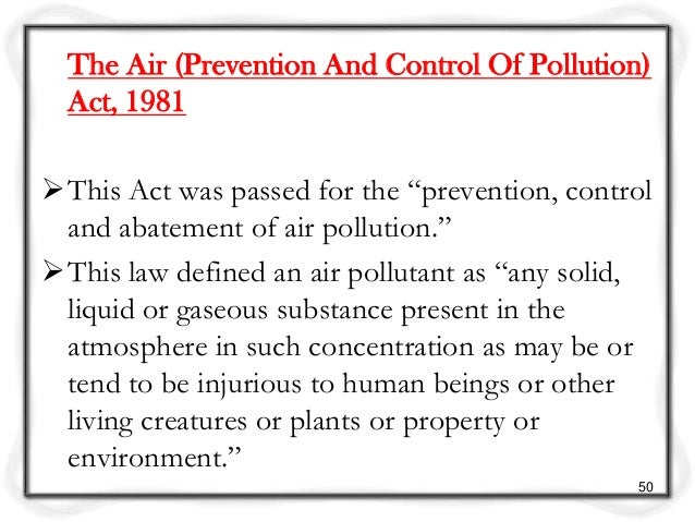 essay on prevention and control of environmental pollution Upload your knowledge on environmental pollution: essay on noise pollution: sources, effects and prevention effects, prevention and control of noise pollution.