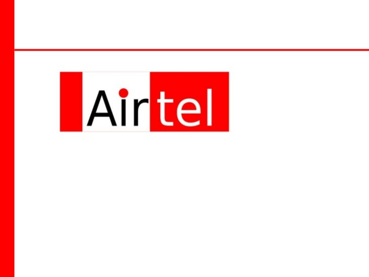 Index•   Introduction to Indian Telecom Industry•   Introduction to Bharti Airtel•   Financial Analysis•   Marketing Analy...