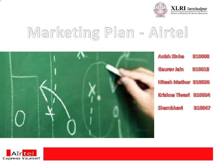 Airtel Marketing Plan