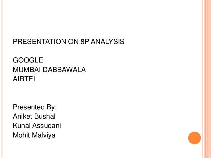Airtel 8 p analysis