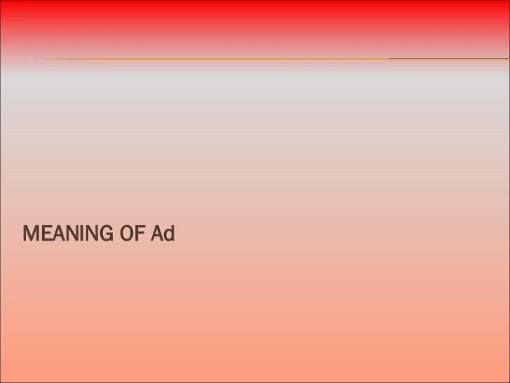 Airtel Presentation (BRAND IDENTITY)