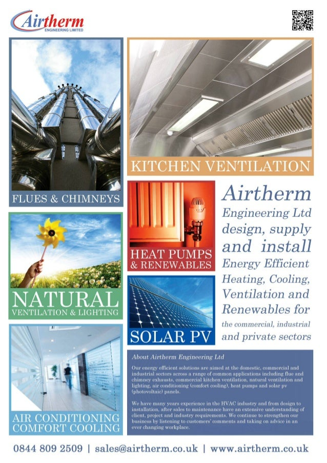 Airtherm product range