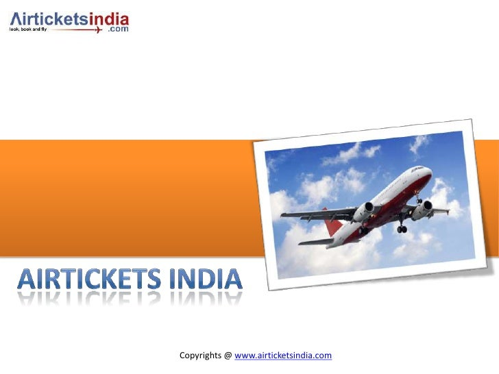 book airline tickets in india