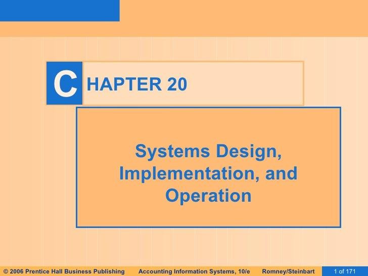 Ais Romney 2006 Slides 20 System Design