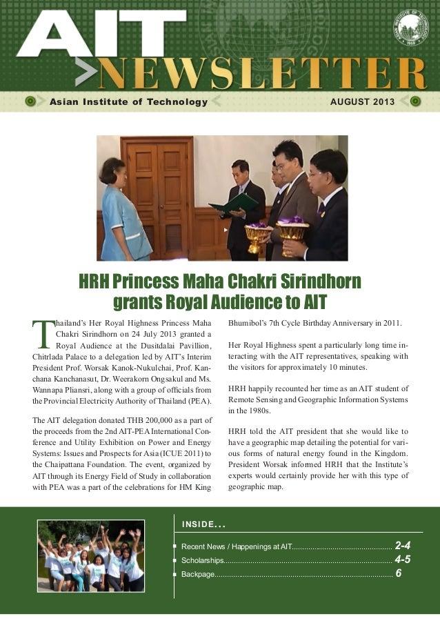 Ait.newsletter.august.2013