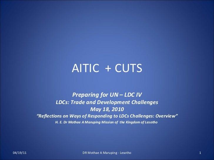 Aitic cuts ldc-iv-dialogue-amb_maruping