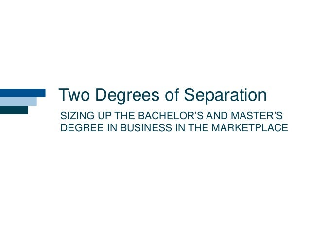 How do I turn my Bachelor's degree into a Master's degree?