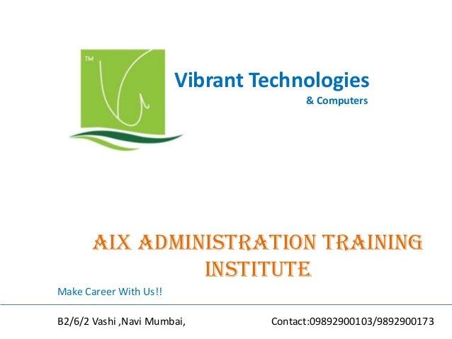 Aixadmin training-course-navi-mumbai-aixadmin-course-provider-navi-mumbai