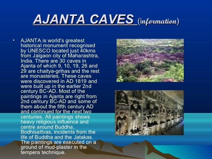 essay on ajanta and ellora caves