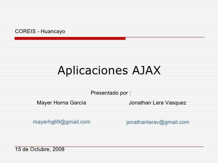 Ajax Huancayo