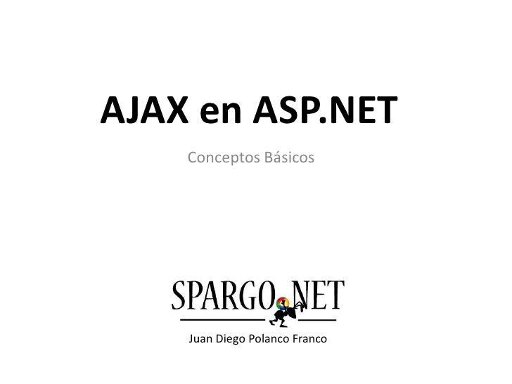 Taller Ajax en Asp EXPOASI