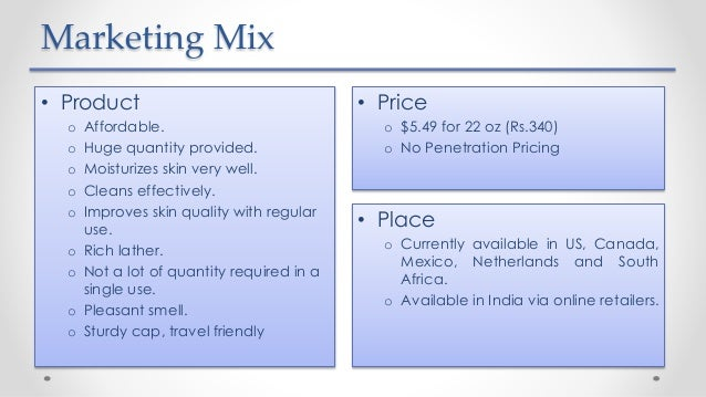 dove marketing research paper