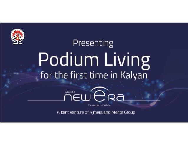 Ajmera Group New Era Yogi Dham Phase 4 Kalyan Pre Launch Mumbai property