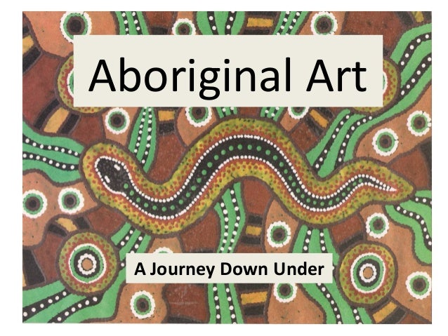 Pics Photos Indigenous Australian Artwork Powerpoint