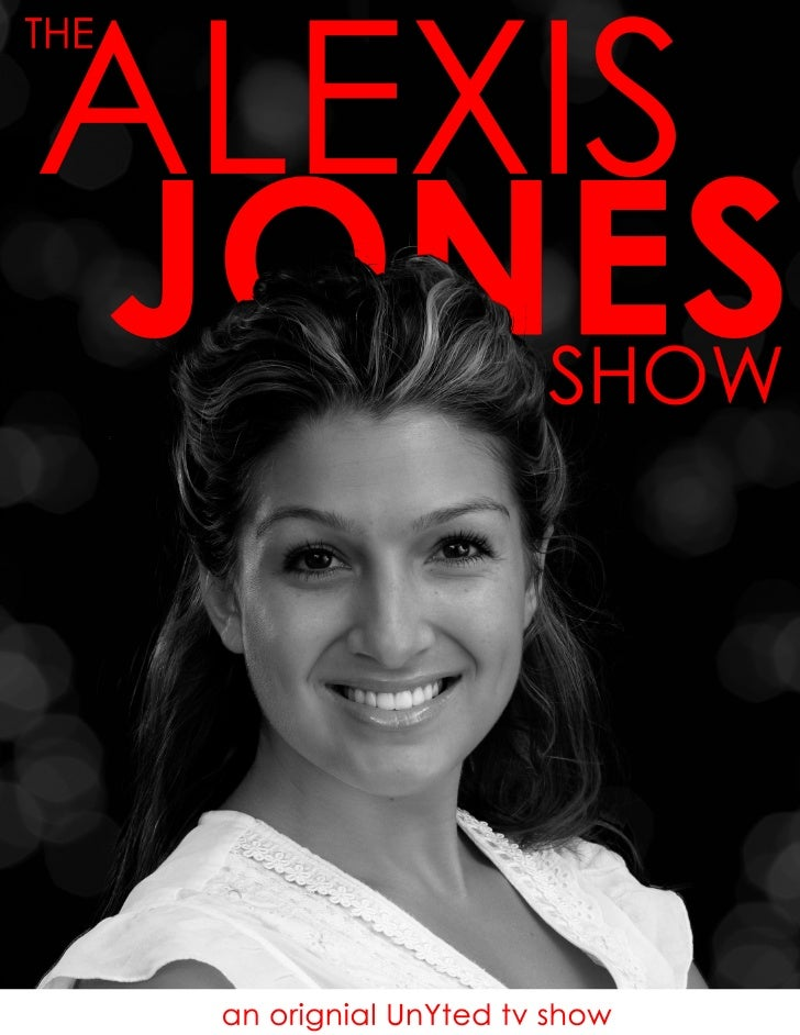 TAGLINE: Ellen meets Chelsea Lately with a Conscious Twist.Alexis Jones turns television talk upside down on this daily ta...