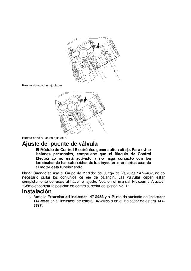 ajuste de valvulas motor cat 3516 b  1 cat 3516 manual pdf cat 3516 maintenance manual