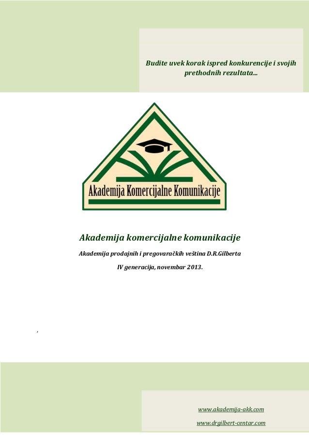 Akademija komercijalne komunikacije