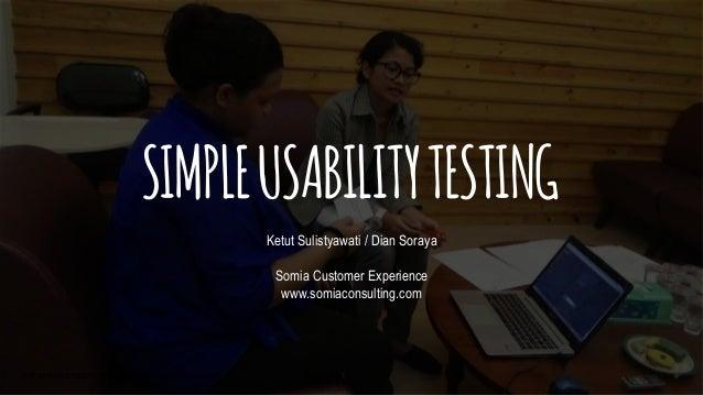 Simple Usability Testing - Akademi Berbagi Bali