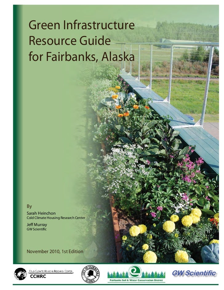AK: Green Infrastructure Resource Guide for Fairbanks