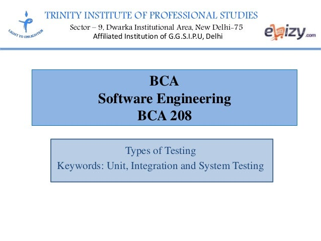 Software Engineering subjects of accounting