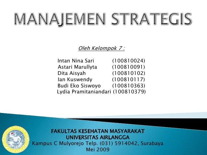 AKK (manajemen strategi)