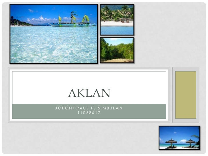 The Province of Aklan