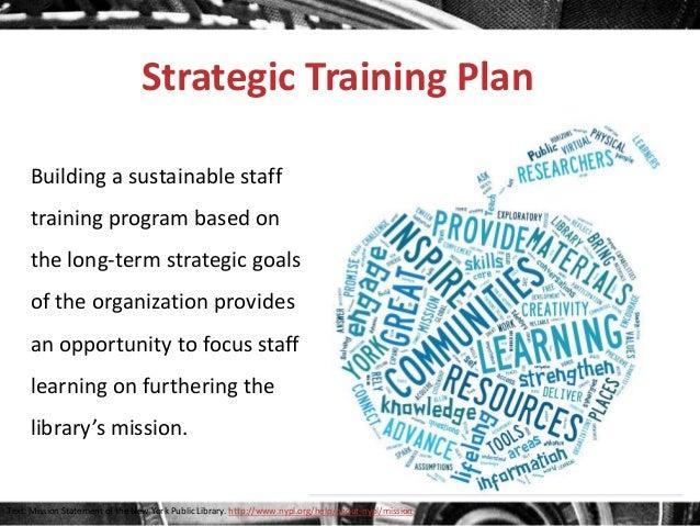 smc company training and development plan essay