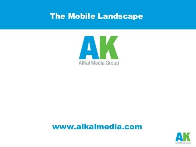 WIFV Weds One:  Allen Kalman presents The Mobile Landscape