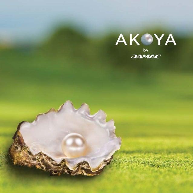 Akoya Dubai Brochure