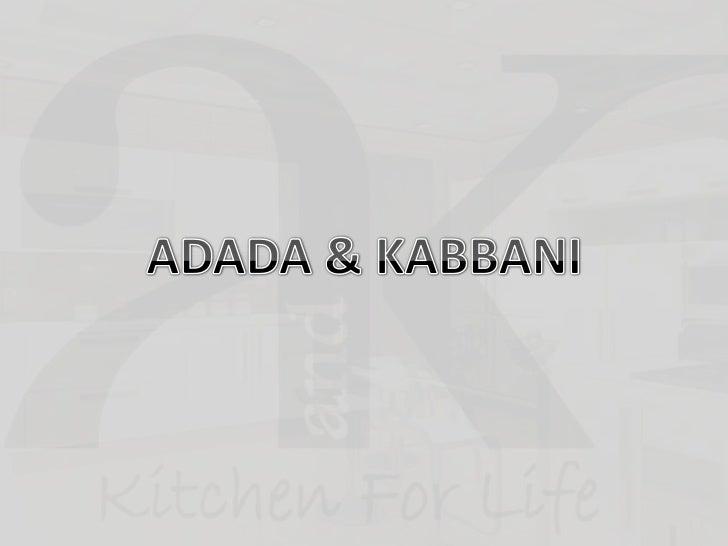 ADADA & KABBANI<br />