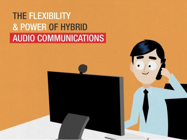ARKADIN - The Flexibility & Power of Hybrid Audio Communications
