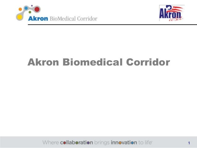 Akron BioMedical Corridor Overview
