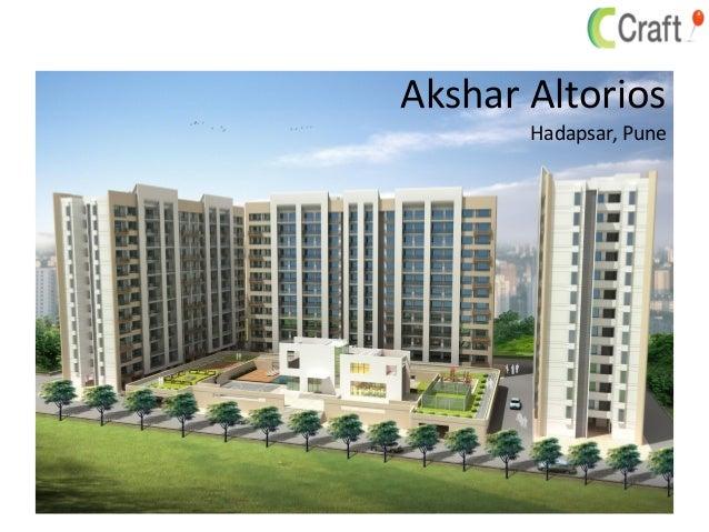 Akshar Altorios Hadapsar, Pune