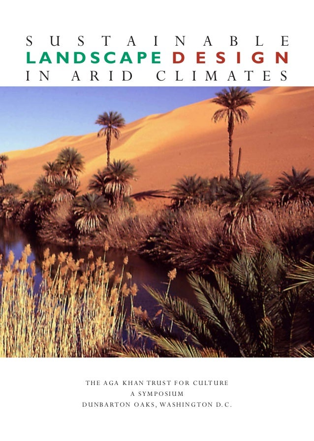 Sustainable Landscape Design in Arid Climates