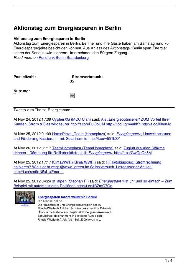 Aktionstag zum Energiesparen in BerlinAktionstag zum Energiesparen in BerlinAktionstag zum Energiesparen in Berlin. Berlin...