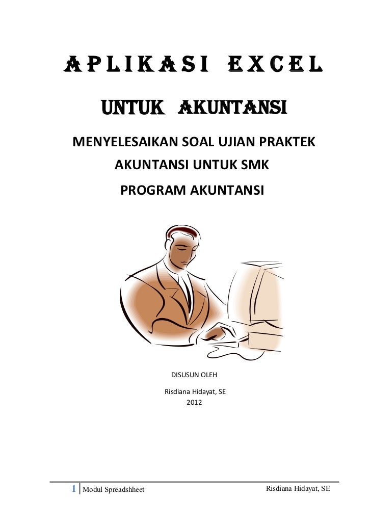 Modul Prod Akuntansi Program Spreadsheet