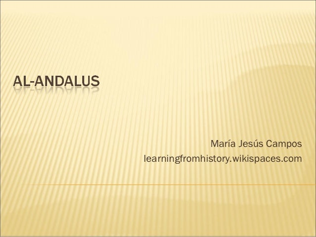María Jesús Camposlearningfromhistory.wikispaces.com