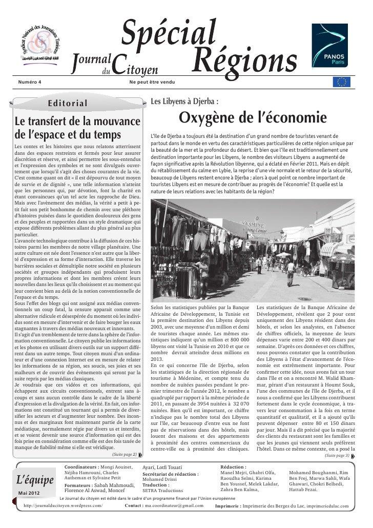 Journal du Citoyen 4