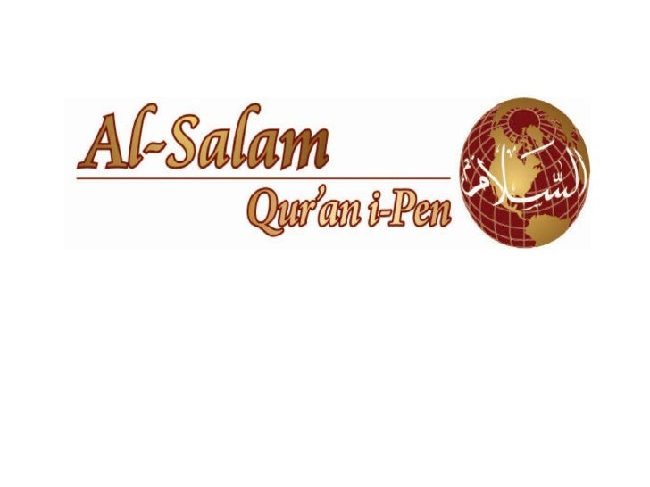 Al salam corporate presentation