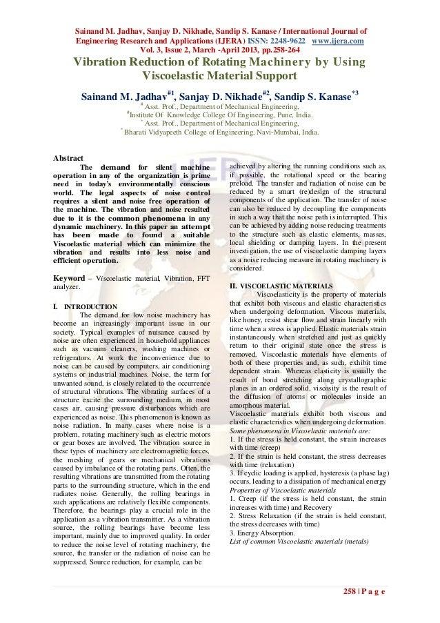 Sainand M. Jadhav, Sanjay D. Nikhade, Sandip S. Kanase / International Journal of       Engineering Research and Applicati...