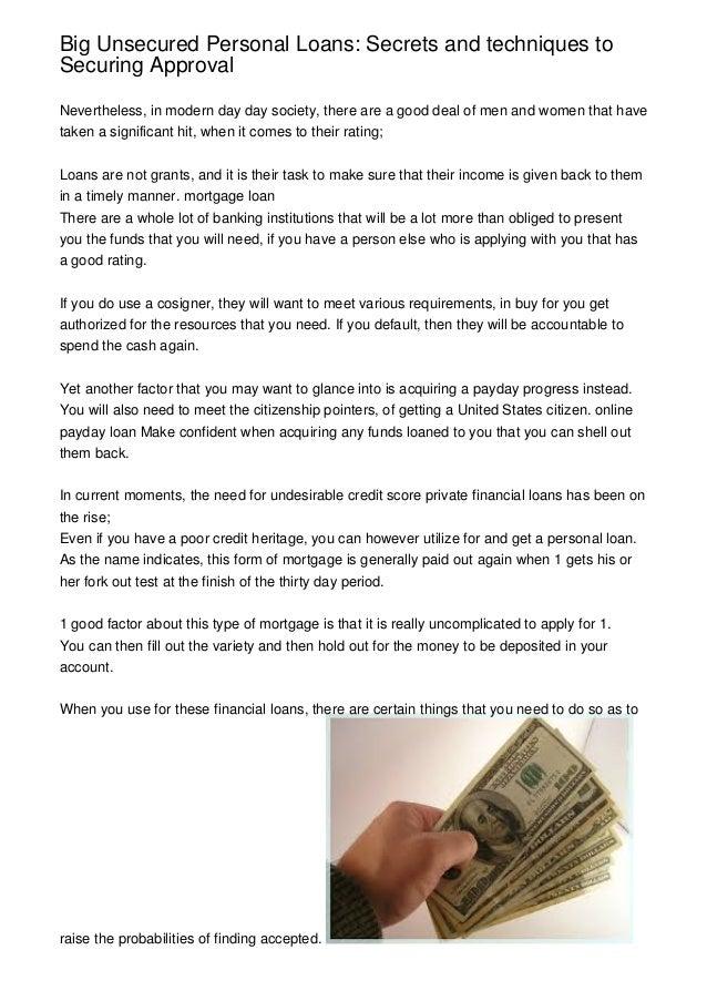 Philadelphia personal loans